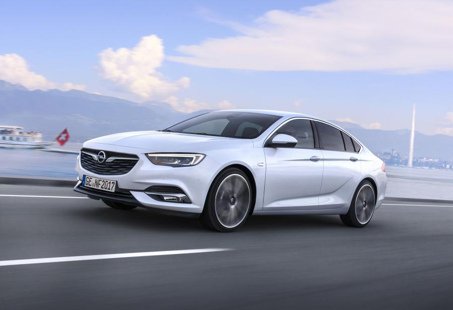 Opel Insignia Grand Sport Turbo 4x4