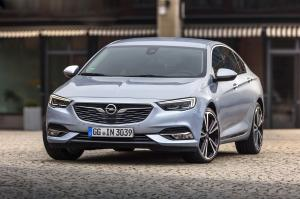 2017 Opel Insignia Grand Sport Turbo D