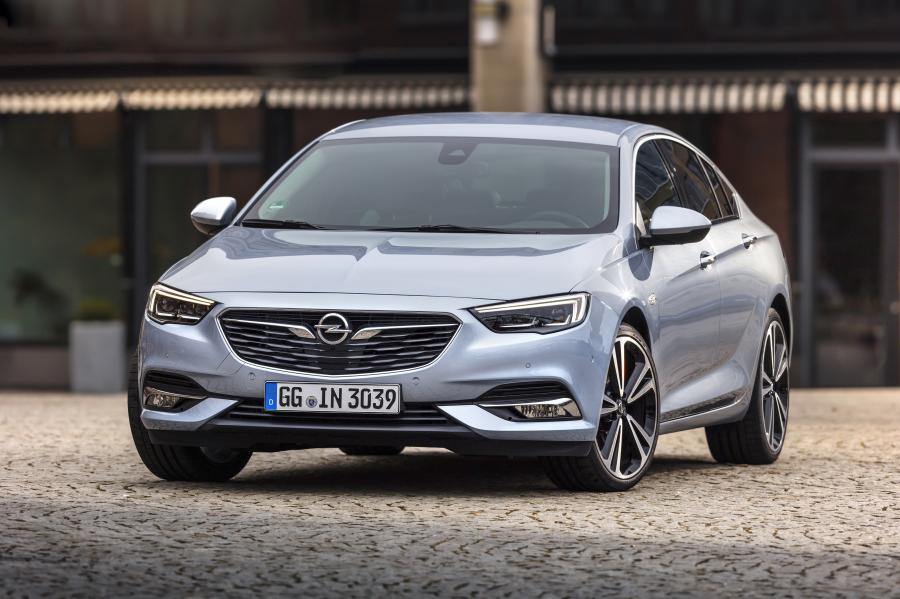Opel Insignia Grand Sport Turbo D