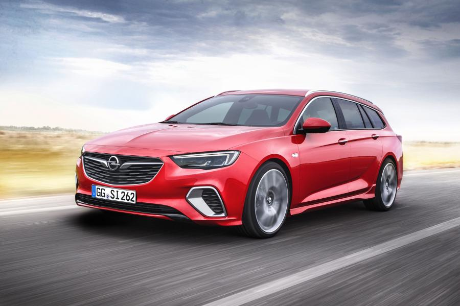 Opel Insignia GSi Sports Tourer '2017