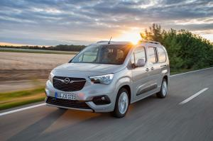 2018 Opel Combo Life XL Turbo D