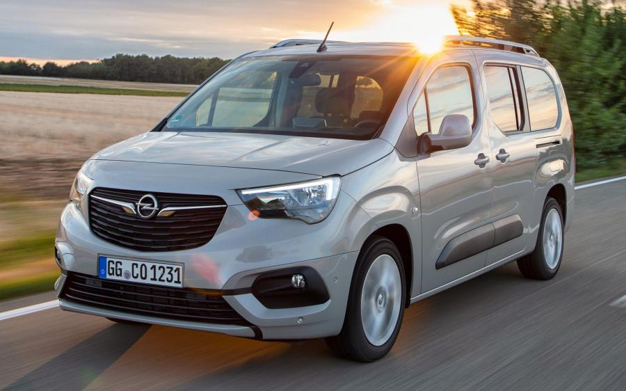 Opel Combo Life XL Turbo D '2018