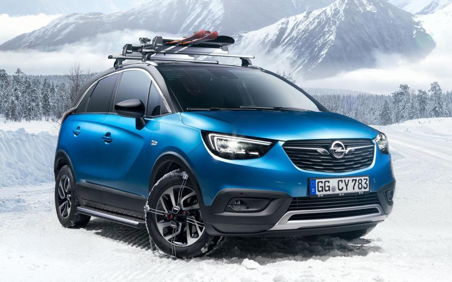 Opel Crossland X Turbo Accessorized