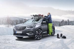 2018 Opel Grandland X Turbo D Accessorized