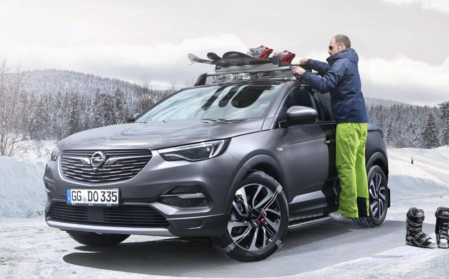 Opel Grandland X Turbo D Accessorized