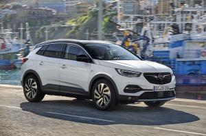 2018 Opel Grandland X Turbo D Ultimate
