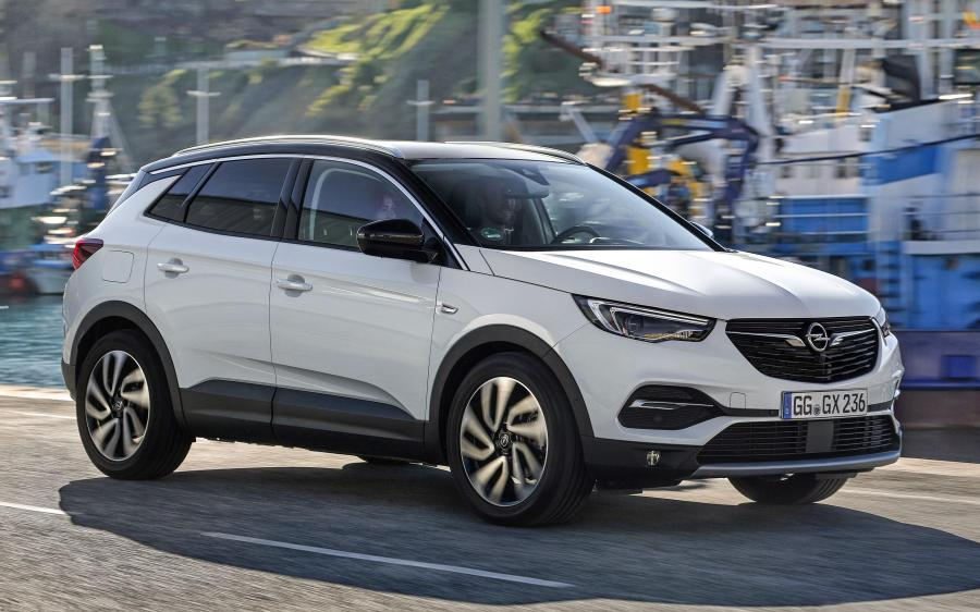 Opel Grandland X Turbo D Ultimate