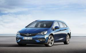 2019 Opel Astra Sports Tourer