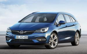 2019 Opel Astra Sports Tourer (WW)