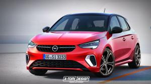 2019 Opel Corsa GSi by X-Tomi Design