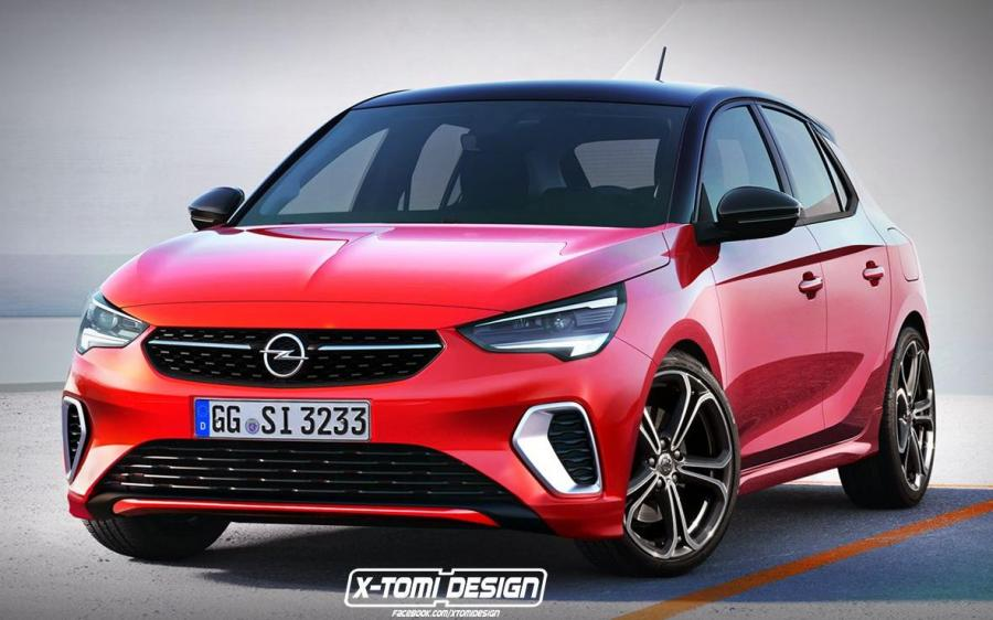 Opel Corsa GSi by X-Tomi Design '2019