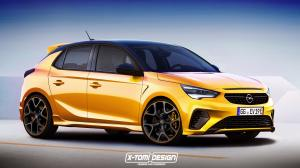 Opel Corsa OPC by X-Tomi Design 2019 года