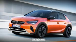 2019 Opel Corsa X by X-Tomi Design