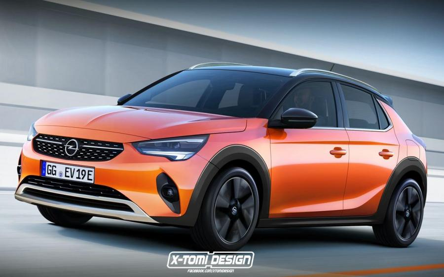 Opel Corsa X by X-Tomi Design '2019
