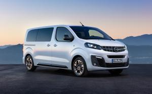 2019 Opel Zafira Life Medium