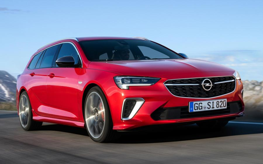 Opel Insignia GSi Sports Tourer '2020