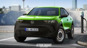 2020 Opel Mokka Base Spec by X-Tomi Design