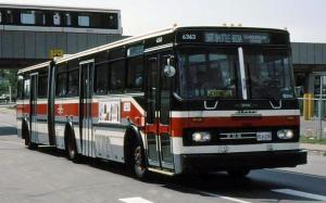 Orion III Articulated Bus (Model 03.501) '1985