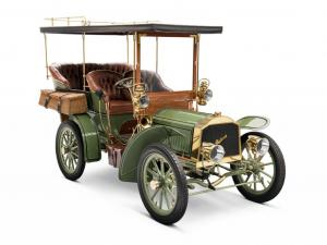 Packard Model L Touring 1904 года
