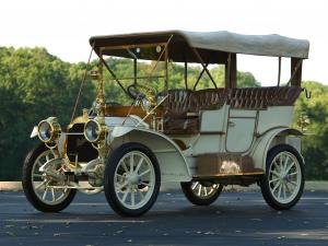 1909 Packard Model 18 Touring