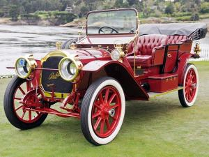 1910 Packard Model 30 Touring