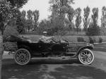 Packard Six Phaeton 1912 года