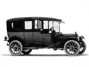 1914 Packard Six Cab Side Limousine