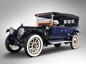 1914 Packard Six Phaeton