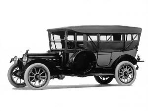 1914 Packard Six Touring