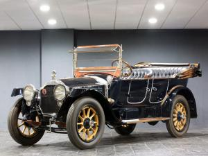 Packard Twin Six Phaeton 1916 года