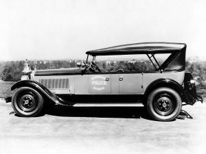 Packard Single Eight Touring Police 1924 года