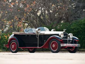 1927 Packard Custom Eight Torpedo Phaeton