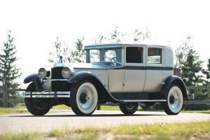 Packard Standard Eight Club Sedan '1928