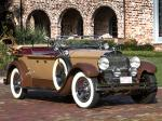 Packard Custom Eight Dual Cowl Phaeton 1929 года