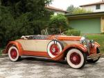 Packard Custom Eight Roadster 1929 года