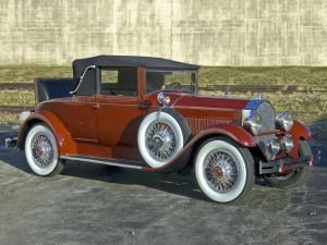 1929 Packard Standard Eight Convertible Coupe
