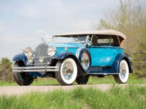 1930 Packard Custom Eight Sport Phaeton