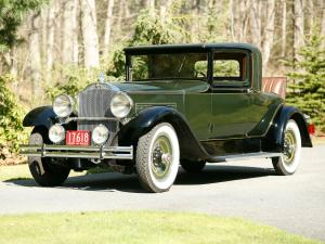 Packard Standard Eight Coupe 1930 года