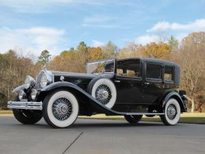 1930 Packard Super Eight All-Weather Town Car by LeBaron