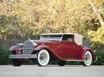 Packard Deluxe Eight Convertible Victoria by Rollston 1931 года