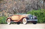 Packard Deluxe Eight Convertible Victoria by Waterhouse 1931 года
