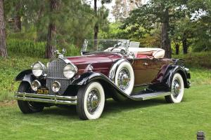 1931 Packard Deluxe Eight Model 840 Roadster