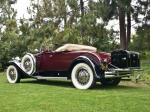 Packard Deluxe Eight Roadster 1931 года