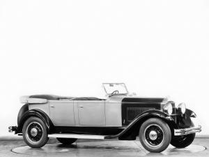 Packard Standard Eight Phaeton 1931 года