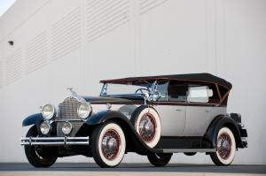 Packard Standard Eight Sport Phaeton '1931