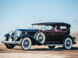Packard Deluxe Eight Sport Phaeton 1932 года