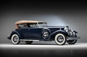 Packard Individual Custom Eight Sport Phaeton by Dietrich 1932 года