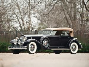 Packard Individual Custom Twelve Sport Phaeton by Dietrich 1932 года