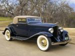 Packard Light Eight Coupe 1932 года