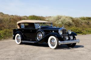 Packard Standard Eight Sport Phaeton (902-521) '1932